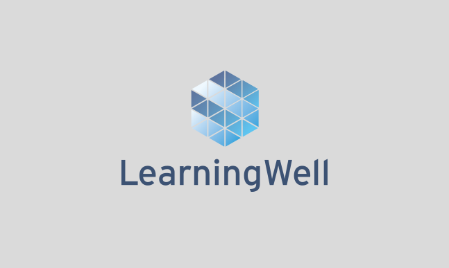LearningWells logotyper